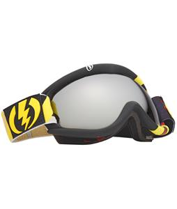 Electric EG1S Goggles Andreas Wiig/Bronze/Silver Chrome Lens