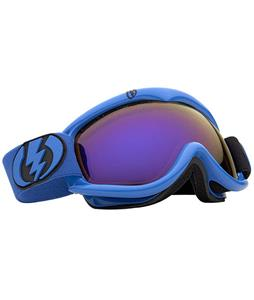 Electric EG1S Goggles Blue/Bronze/Silver Chrome Lens