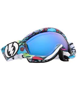Electric EG1S Goggles Cheryl Maas/Bronze/Blue Chrome Lens
