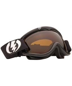 Electric EG1S Goggles Gloss Black/Bronze Lens
