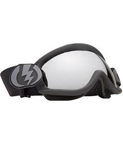 Electric EG1S Goggles Matte Black/Bronze/Silver Chrome Lens