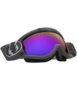 Electric EG1S Goggles Rocket Exhaust Matte/Bronze/Gold Chrome Lens