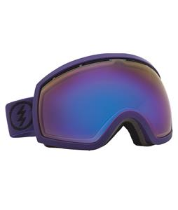 Electric EG2 Goggles Dark Night/Grey/Blue Chrome Lens