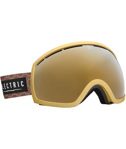 Electric EG2 Goggles Hustle/Bronze/Bronze Chrome And Bonus Lens