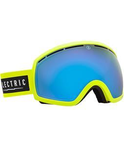 Electric EG2 Goggles Nukus/Bronze/Blue Chrome And Bonus Lens