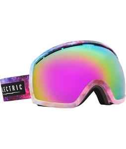 Electric EG2 Goggles Stardust/Bronze/Pink Chrome And Bonus Lens