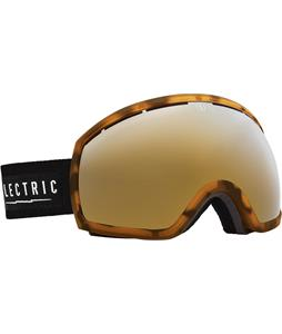 Electric EG2 Goggles Tort/Bronze/Bronze Chrome And Bonus Lens