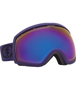 Electric EG2 Goggles Dark Knight/Bronze/Blue Chrome Lens