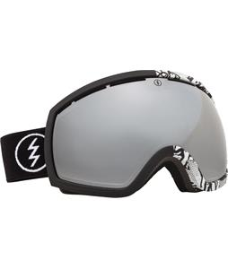 Electric EG2 Goggles Fxck Cancer/Bronze/Silver Chrome Lens