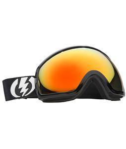Electric EG2 Snowboard Goggles Gloss Black/Bronze/Red Chrome Lens