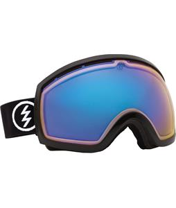 Electric EG2 Goggles Gloss Black/Yellow/ Blue Chrome Lens