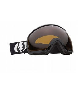 Electric EG2 Goggles Gloss Black Bronze Lens