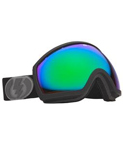 Electric EG2 Goggles Jet Exhaust Matte/Bronze/Green Chrome Lens