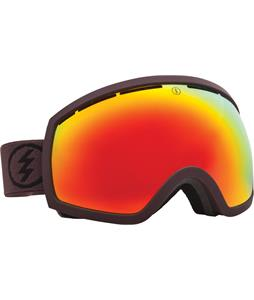 Electric EG2 Goggles Mississippi Mud/Bronze/Red Chrome Lens