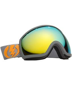 Electric EG2 Goggles Panzer Grey Matte/Bronze Gold Chrome Lens
