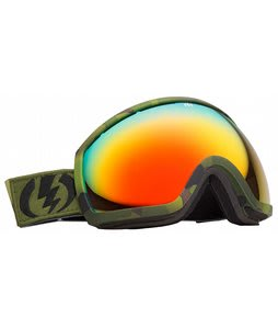 Electric EG2 Goggles Rids Peter Line/Bronze/Red Chrome Lens
