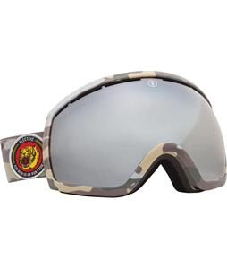 Electric EG2 Goggles Snow Camo/Bronze/Silver Chrome Lens