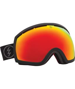 Electric EG2 Goggles Solar/Bronze/Red Chrome And Bonus Lens