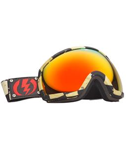Electric EG2 Goggles The Ton Matte/Bronze/Red Chrome Lens