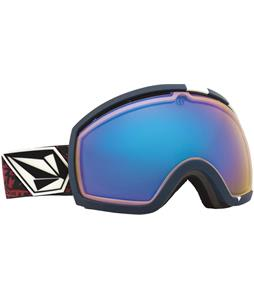 Electric EG2 Goggles V. Co-Lab/Yellow/ Blue Chrome Lens