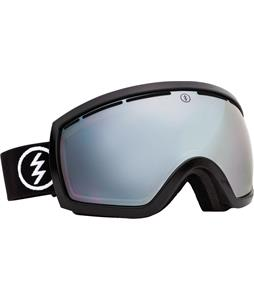 Electric EG2.5 Goggles Gloss Black/Blue/Silver Chrome Lens