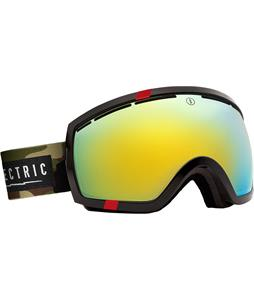 Electric EG2.5 Goggles Roots/Bronze/Gold Chrome And Bonus Lens
