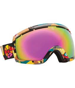 Electric EG2.5 Goggles B4Bc/Bronze/Pink Chrome Lens