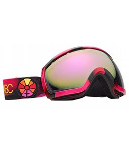 Electric EG2.5 Goggles B4BC/Grey/Pink Chrome Lens