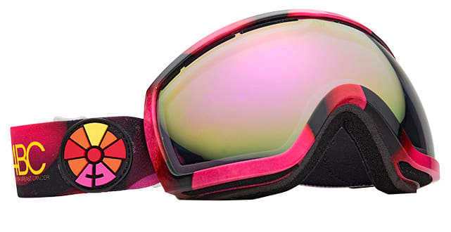 Shop for Electric EG2.5 Goggles B4BC/Grey/Pink Chrome Lens - Women's