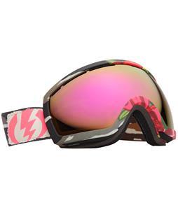 Electric EG2.5 Goggles B4BC Matte/Bronze/Pink Chrome Lens