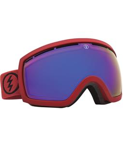 Electric EG2.5 Goggles Brick/Bronze/Blue Chrome Lens