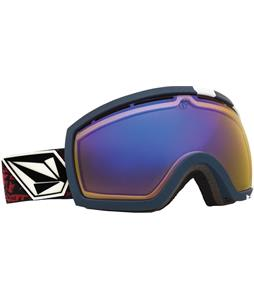 Electric EG2.5 Goggles V. Co-Lab/Yellow/ Blue Chrome Lens