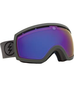 Electric EG2.5 Goggles Dagger/Bronze/Blue Chrome Lens