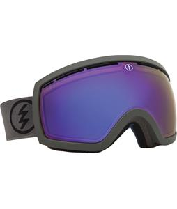 Electric EG2.5 Goggles Dagger/Grey/Blue Chrome Lens