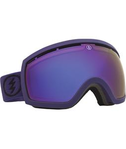 Electric EG2.5 Goggles Dark Knight/Grey/Blue Chrome Lens