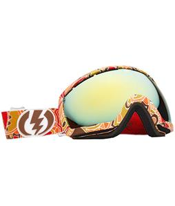 Electric EG2.5 Goggles Feel Good Matte/Bronze/Gold Chrome Lens