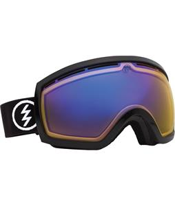Electric EG2.5 Goggles Gloss Black/Yellow/ Blue Chrome Lens