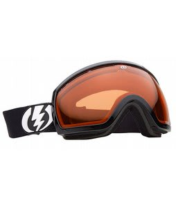 Electric EG2.5 Goggles Gloss Black/Orange Lens