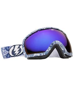 Electric EG2.5 Goggles Guru Matte/Bronze/Blue Chrome Lens