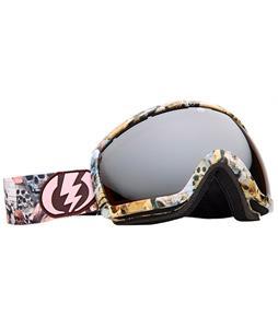 Electric EG2.5 Goggles Helter Skulter/Bronze/Silver Chrome Lens