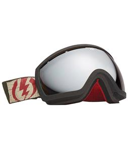 Electric EG2.5 Goggles Ikka Backstrom/Bronze/Silver Chrome Lens