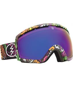 Electric EG2.5 Goggles Jimbo Phillips/Bronze/Blue Chrome Lens