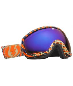 Electric EG2.5 Goggles Mapulated/Bronze/Blue Chrome Lens