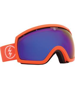 Electric EG2.5 Goggles Salmonella/Bronze/Blue Chrome Lens