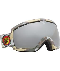 Electric EG2.5 Goggles Snow Camo/Bronze/Silver Chrome Lens