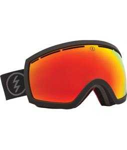 Electric EG2.5 Goggles Solar/Bronze/Red Chrome Lens