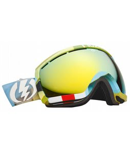 Electric EG2.5 Goggles Tank/Bronze/Gold Chrome Lens