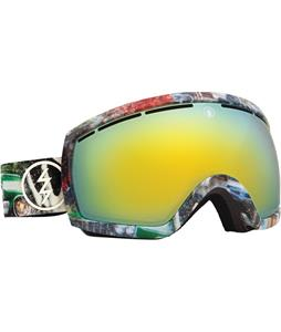 Electric EG2.5 Goggles West Side/Bronze/Gold Chrome Lens