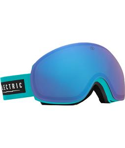 Electric EG3 Goggles Beach/Bronze/Blue Chrome And Bonus Lens