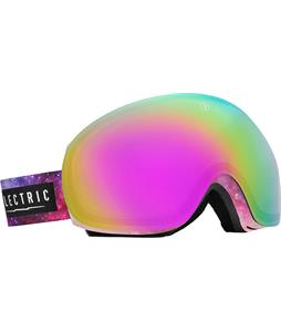 Electric EG3 Goggles Stardust/Bronze/Pink Chrome And Bonus Lens